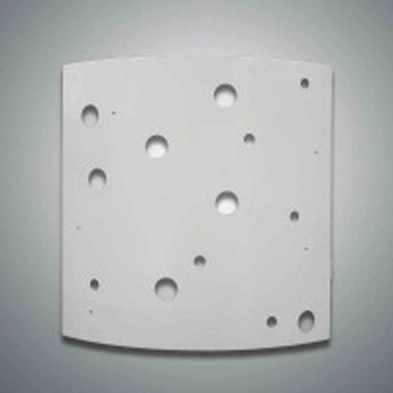 三亚创意冲孔雕花铝单板