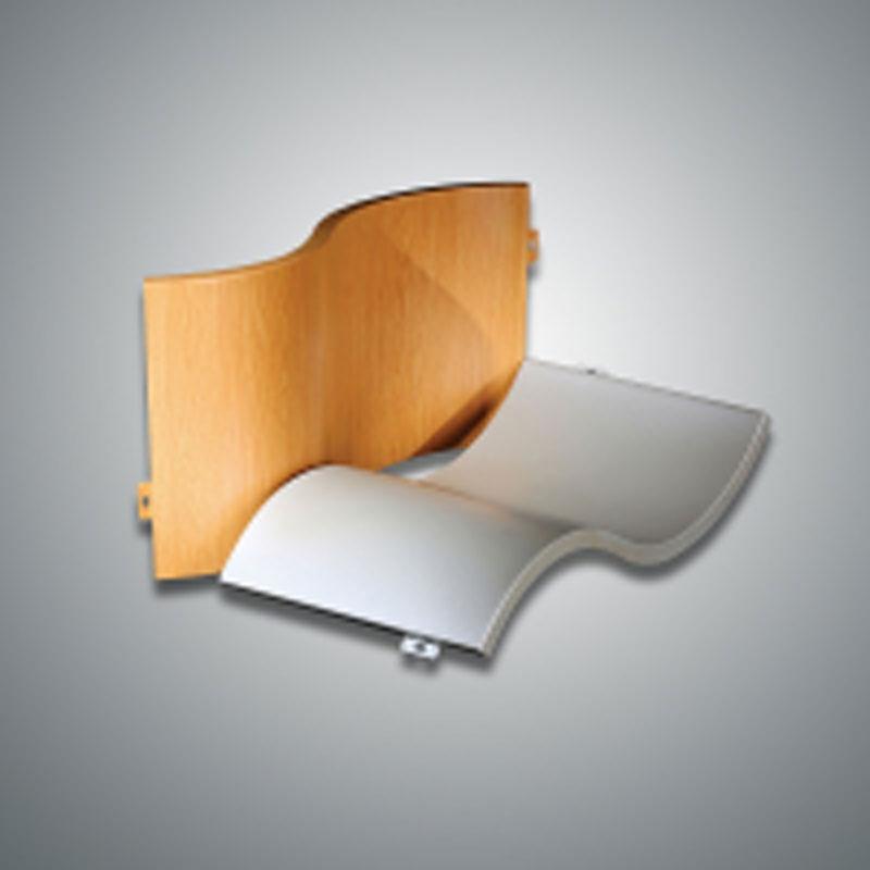 异型铝单板(弧形)