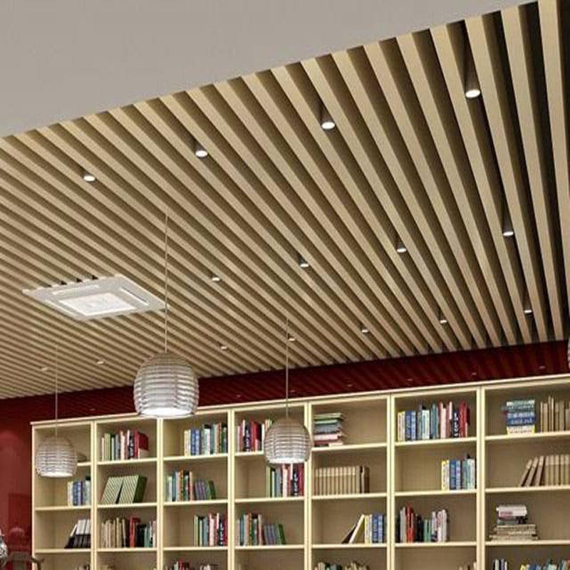 图书馆吊顶装饰工程