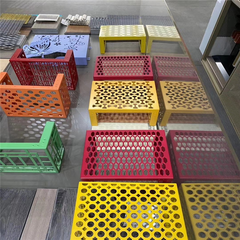 海南铝单板(镂空雕花铝单板)