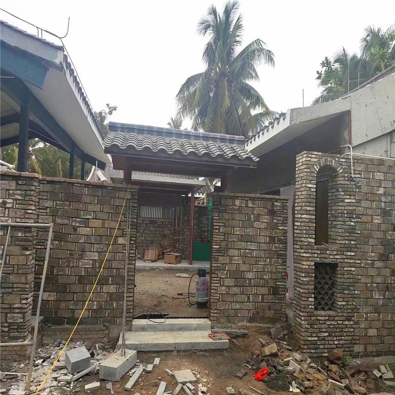 海口乡村改造工程案例